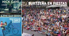 Agenda | Burtzeña pone en marcha sus fiestas mientras suena rock australiano en el cine