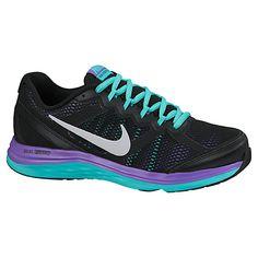 6126ede3b711f7 Nike Dual Fusion Run 4 Women s Running Shoes at John Lewis   Partners