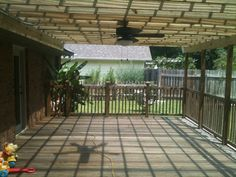 decks with roofs - Google Search