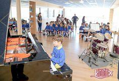 Miércoles 24 de mayo: IV Audición Instrumental de #MúsicaISP Invitados todos los familiares de alumnos que participan en la audición.  #extraescolaresISP.