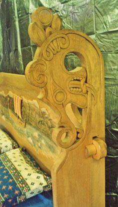 Norsk Wood Works -- Norskbeds.htm