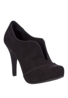 F&F Deep V Shoeboots £11.00 WAS £22.00
