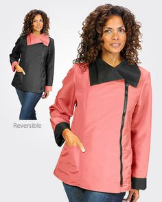 b2e67a007d0 Spitfire Jacket  it s reversible and durable water repellent treated too   marykay  prettyinpink  . Weather WearCountry OutfitsComfortable FashionAmerican  ...