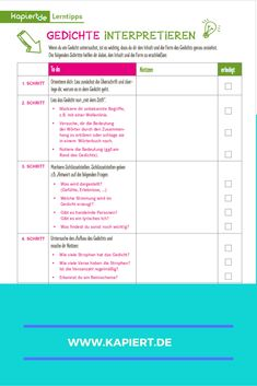 Learn German, Study, Map, Lettering, Education, Learning, School, Kids, Form