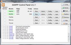 How to install XAMPP for local server ? – Web Development Blog