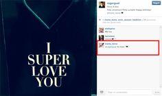 Marta Torné se pone romántica en las redes sociales con su novio, el director de cine y teatro Roger Gual