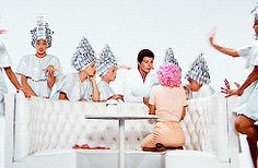 Beauty School Dropout gif :)!!! Grease 1978, Grease Is The Word, Danny Zuko, Film Base, Great Films, Movie Photo, Feature Film, Good Music, Musicals