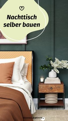 Ein eigenes Möbelstück anzufertigen, das klingt anfangs ziemlich schwierig. Mit der richtigen Anleitung und ein paar praktischen Tipps kannst Du Deine eigenen Ideen leichter umsetzen, als Du glaubst. Wir zeigen Dir, was Du alles brauchst, um mit Deinem ersten Projekt loslegen zu können. Wood Slab, Handy Tips, Room Interior Design, Couple, Home Decor Accessories