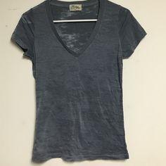 Selling this Madewell Plain Gray Shirt in my Poshmark closet! My username is: spakx. #shopmycloset #poshmark #fashion #shopping #style #forsale #Madewell #Tops