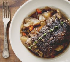 Braised Short Ribs and a glass of Cabernet Sauvignon is a great Winter pairing!