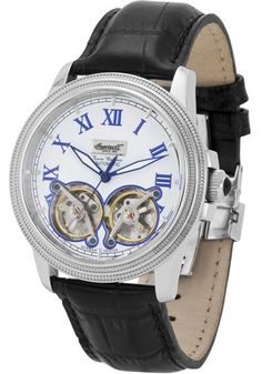 Ingersoll Twin Balance Limited Edition Skeleton Automatic