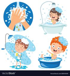 Collection Of Illustrations For Kids Personal Care Crying Kids, Kids Going To School, Kids Reading Books, Earth Day Crafts, Emotional Child, Curious Kids, Book Creator, Dog Vector, Art Drawings For Kids