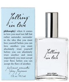 """My perfume- """"Falling in Love"""" by Philosophy products-i-love"""