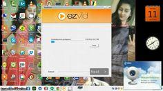 Ezvid  video recoder instalation process.