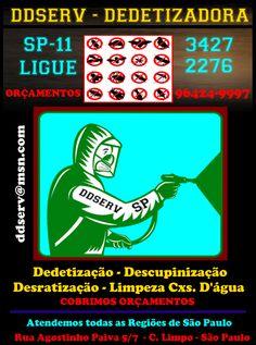 Dedetização São Paulo (11)3427-2276 Descupinização São Paulohttp://www.dedetizacao-sp-3427-2276.com.br/desentupidora-dedetizadora11-4119-0219-99366-5003-