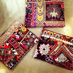 Rare Banjara Vintage Clutch Bags Ethnic Trible India Bags - Buy ...