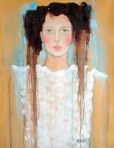 Ryan Pickart: Klimtian fine artist with many works to view online.