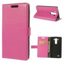 Funda Book LG G3 Magnetica Rosa € 9,99