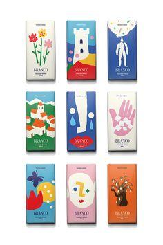packaging Grafik & Illustration: Branco Schokoladenverpackung Prevention of Pythium Blight If yo Graphisches Design, Layout Design, Label Design, Branding Design, Design Logos, Package Design, Blog Design, Identity Branding, Corporate Design