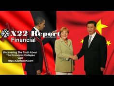 China Puts Pressure On The Dollar, Sets Up Yuan-Denominated Exchange In Germany - Episode 804a - YouTube