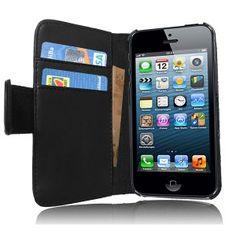 Cadorabo! Leder Schutzhülle für iPhone 5 bei StyleMyPhone.de