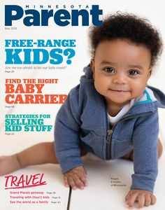 Reggie is our May 2015 cover star! The 8-month-old from Minneapolis is the son of Reginald McKeever, Jr., and Batala McFarlane. Photo by Kinderbella Photography.