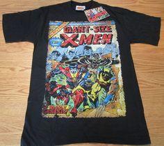 X-Men Giant Size Men's T-Shirt Tee Shirt Marvel Comics Size Small | eBay