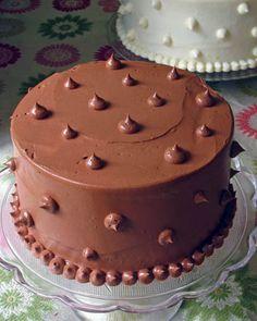 Outrageous Mocha Buttercream from The Essential Baker by Carol Bloom. Buttercream Recipe, Chocolate Buttercream, Icing Recipe, Frosting Recipes, Cake Recipes, Dessert Recipes, Recipe Key, Cupcakes, Cupcake Cakes