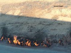 Yanar Dag, la montagna che brucia Discovery, Around The Worlds, Travel, Viajes, Destinations, Traveling, Trips