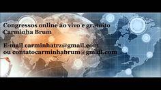 Congressos online ao vivo e gratuito. Está acontecendo agora no Brasil vários congressos em várias áreas, como medicina, recursos humanos, vendas e outros.
