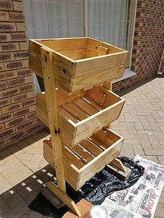 This wood pallet material has got so many potential benefits, some of them are explored are some are yet to be found for them who haven't been into the wood pallet recycling. Because for us all of these advantages are pretty clear and obvious. And this gives us a lot of strength and encouragement to …