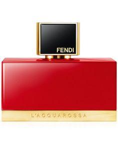 FENDI L'Acquarossa Eau de Parfum, 1.7 oz - Fendi - Beauty - Macy's