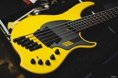 Dingwall NG-2 Ferrari Yellow (預購中) - GFG music