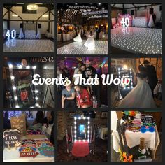 Planning Wedding or Party Wow your guests with our stunning LED Dance Floor /Magic Mirror /and DJ Se Fruit Display Tables, Fruit Displays, Usb Stick, Black Carpet, Magic Mirror, Social Platform, Wedding Planning, Party Planning, Entertaining