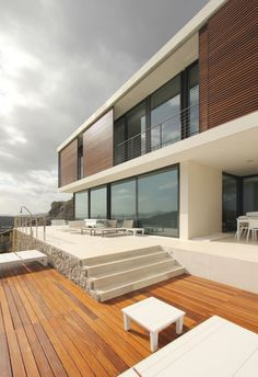Sliding screens Framing Perfect Views In Every Room: Solitary Casa 115 in Mallorca