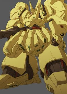 The PMX-003 The O is a mobile suit from the series Mobile Suit Zeta Gundam. The unit is piloted by Paptimus Scirocco