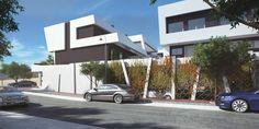 #Modern #homes walking distance facilities in #MijasCosta, more info see http://bablomarbella.com/en/show/sale/25058/