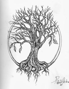 Tatuajes Ideas Diseños 19 best trees tattoo ideas images on pinterest | awesome tattoos