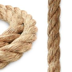 1 Manila Rope, great for battle ropes Hanging Beds, Hanging Rope, Hanging Chair, Woodworking Plans Porch Swing, Backyard Swings, Porch Swings, Bed Swings, Outdoor Swings, Porch Bed