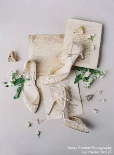 These Bella Belle romantic lace wedding shoes come in very type of heel. If you are looking for a flat wedding shoe that is just as chic as heels, the Celia flat is so beautiful! Want a little more lift? The lace nude D'orsay shoe also comes in kitten heels and high heels! #bridal #bridalshoes #weddingshoes #weddingheels #bridalheels #bellabelleshoes #bellabelle @bellabelleshoes