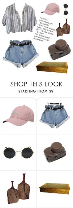 """""""Sweet Emotions."""" by anexushill ❤ liked on Polyvore featuring Humör and adidas"""
