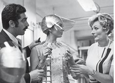 The Space Age - Paco Rabanne & Pierre Cardin Hussein Chalayan, Space Girl, Space Age, Paco Rabanne, Jane Fonda, Pierre Cardin, 60s And 70s Fashion, Vintage Fashion, Space Fashion
