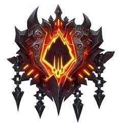 World of Warcraft Iron Horde Crest