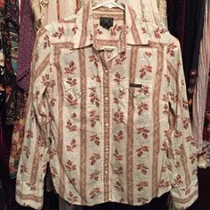 Lucky brand western blouse top Amazing top. Great condition. Snap buttons Lucky Brand Tops Button Down Shirts