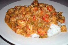 Traditional Crawfish Etouffee Recipe