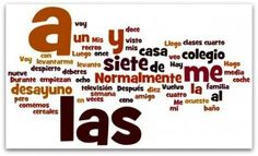 Using wordle in the Spanish classroom - and other technology tools for the foreign language classroom.