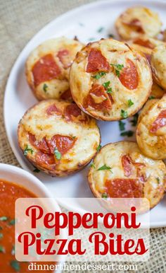 12170000Pepperoni Pizza Bites are a cross between a bagel bite and a pizza muffin and they're readyto bakein just a few minutes. Pepperoni Pizza Bites are a cross between a bagel bite and a pizza muffin. Still chewy and savory, but with a softer texture than the prepackaged frozen variety. Since they take less than...Read More »