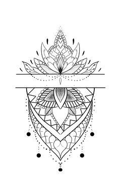 dibujo de encaje Informations About skizze spitze ; dibujo de encaje Pin You can eas Tattoo Mandala Feminina, Dotwork Tattoo Mandala, Mandala Tattoo Design, Mandala Bras, Lace Drawing, Drawing Tips, Muster Tattoos, Maori Tattoo Designs, Tattoo Stencils