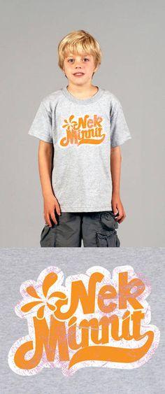 NEK MINNIT KIDS T-SHIRT
