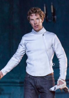 Benedict Cumberbatch in Hamlet. Let me be honest. Lets ALL be honest. The ONLY reason we are now interetsed in Hamlet and Shakespeare.